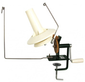 Stanwood Needlecraft Large Metal Yarn/Fibre/Wool/String Ball Winder, 300ml
