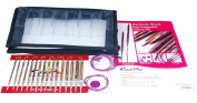 KnitPro - Deluxe - Interchangeable Needle Set - Symfonie wood