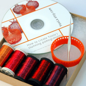 Home Decor DIY Kit Yoola Wire Crochet Pomegranate Kit