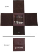 Rosewood Interchangeable Knitting Needle Set