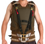 Bane Vest with Adjustable Straps Tactical Cosplay Costume for 2013 Batman The Dark Knight Rises Xcoser