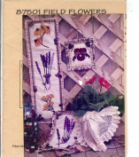 Field Flowers Mini Applique Pattern