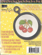 Mary Engelbreit Counted Cross Stitch Kit - Cherries