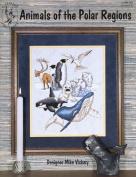 Pegasus Originals Animals of Polar Regions Counted Cross Stitch Leaflets