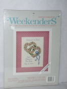 Hearts Entwined, Joan Marchie - Weekender's Counted Cross Stitch Kit