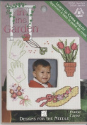 In the Garden Frame Counted Cross Stitch Kit
