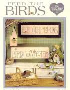 Feed The Birds - Cross Stitch Pattern