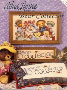"Cross Stitch Patterns ~ ""Bear Collector"" ~ Alma Lynne Designs ALX - 114"