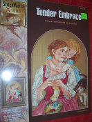 Tender Embrace Counted Cross Stitch Chart