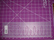 Loop Border Quilting Stencil
