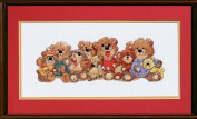 Bears of Duckport Cross Stitch Chart by Janlynn