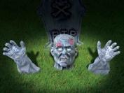 Zombie Ground Breaker Lawn Decoration