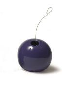 Micro Hanging Circle Vessel - Royal Purple