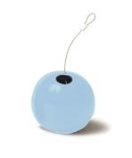 Micro Hanging Circle Vessel - Aqua Blue