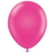 Tuftex 28cm Hot Pink Balloons pkg/100