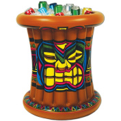Beistle 50257 Inflatable Tiki Cooler, 60cm by 60cm