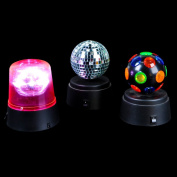 Disco Party Light Set (3 pc)