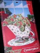 Hallmark VINTAGE Christmas SLEIGH Centrepiece, 23cm