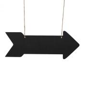 Koyal Wholesale Photo Prop/Wedding Decor Reversible Chalkboard Arrow Sign