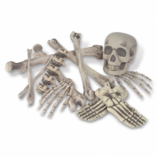 Beistle 12-Pack Bag of Bones, 15cm to 41cm