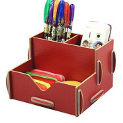 Multi Colour Table Storage Holder