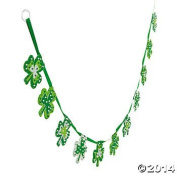Shamrock Garland - Party Accessory - St. Patrick's Day Decor