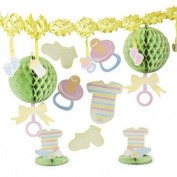 Bright Baby Shower Kit