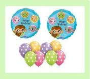 LITTLEST PET SHOP party supplies balloons polka dots XL