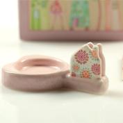 Heart-shaped Ceramic Memo