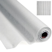 Silver Gossamer Roll 100 FT X 3 FT Wedding Aisle Decoration Table Cover
