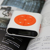 MP3 Player with Pedometer Function