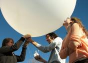 30ft Dia. Weather Balloon, 1200 Grammes