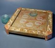 Jerusalem Stone Seder Plates - Metula - Jerusalem Stone Seder Plate