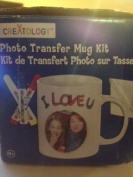 Photo Transfer Mug Kit