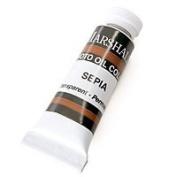 Marshall Photo Oils MSBL2S Sepia - 1.3cm . x 5.1cm . tube for Accessories