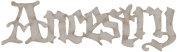 Fabscraps Die-Cut Grey Chipboard Word, Ancestry