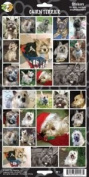 Pet Qwerks S11 Cairn Terrier Dog Sticker