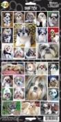Pet Qwerks S41 Shih Tzu Dog Sticker