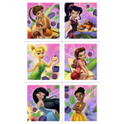 Tinkerbell Sweet Treat Stickers