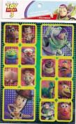Disney Toy Story 3 Lenticular Motion Scrapbook Stickers