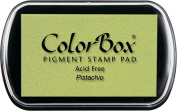 ColorBox Classic Pigment Ink Pad, Full Size, Pistachio