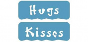 Fiskars - Ultra ShapeXpress - Hugs & Kisses Set