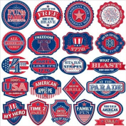 Made In The USA Die-Cut Stickers 30cm x 30cm -Labels