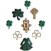 Dress It Up Holiday Embellishments-Celtic Creations