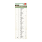 BasicGrey Capture Programme Tracing Ruler