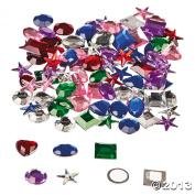 Acrylic Adhesive Jewels