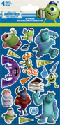 MONSTERS UNIVERSITY STICKERS 4