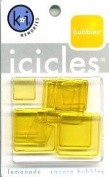 Lemonade Square Icicles Bubbles