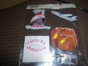 Travelling Scrapbook Embellishments