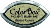 ColorBox Classic Pigment Cat's Eye Ink Pads, Banana Custard